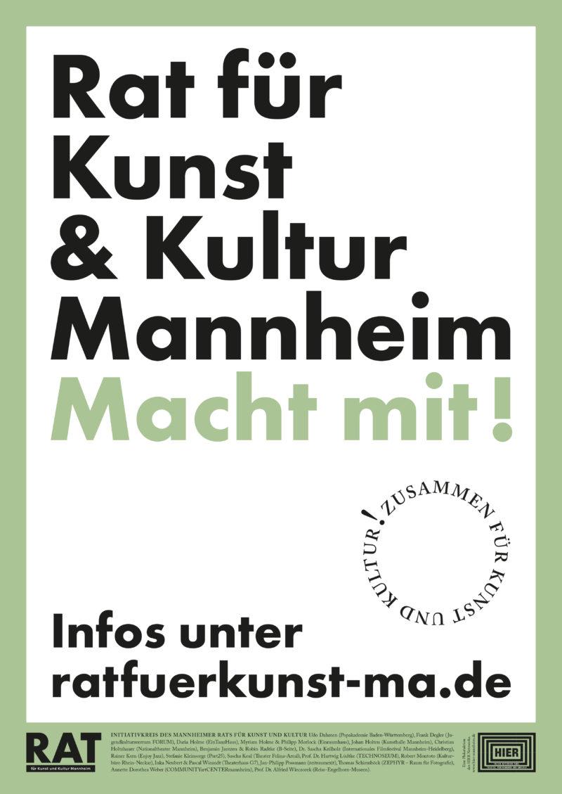 Mannheimer Rat für Kunst und Kultur